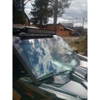 Лобовое стекло триплекс с подогревом и дворником для Can am Maverick X3